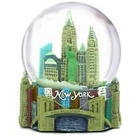 Musical New York City Snow Globe (5 Inches Tall), Plays New York, New York