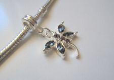 177e102a0214 Pulsera de charms de bisutería de cristal | Compra online en eBay