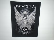 KATATONIA TEMPLE BACK PATCH