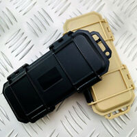 Portable Storage Carry Box Tactical Waterproof Anti-Drop For Folding Knife