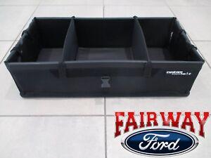 07 thru 18 Focus OEM Genuine Ford Parts Standard Soft Sided Cargo Organizer