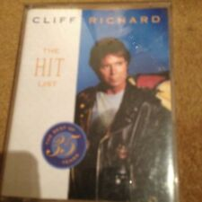 Cliff Richard The Hit List Double Cassette Tape (1994) - The Best of 35 Years