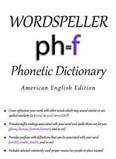Wordspeller Phonetic Dictionary: American English Edition (Paperback or Softback