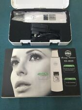 Kinga Skin Cleaner Facial Skin Ultrasonic Scrubber Gentle Dermabrasion KD-8020