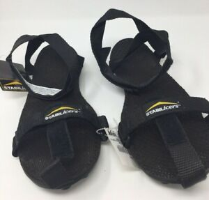 Vibram Stabilicers Vintage REI Shoe Covers Traction Cleats Winter Hiking Medium
