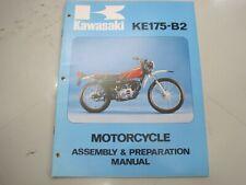 Kawasaki KE 175 B2 1977 Rectifier 0175 CC