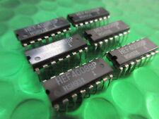 25 x HEF4008BP, 4008, Philips IC, 4 Bit Binary Full Adder, 25 PER SALE £0.48ea