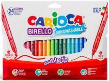 Tinta Lavable Super fluorescentes de neón carioca Delgada Plumas Marcadores Surtidos 8 un.