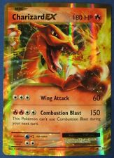 Charizard EX - ULTRA RARE - Pokemon Go TCG Holo Foil Holographic 12/108 - NM