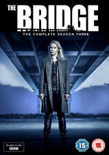 The Bridge Season 3 DVD 5027035013305 Sofia Helin