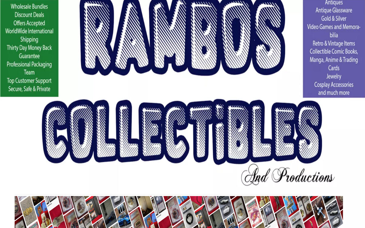 Rambo's Collectibles