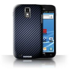 STUFF4 Case for Samsung Galaxy S2 Hercules/T989/Carbon Fibre Effect/Pattern