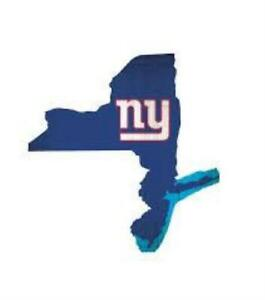 NFL New York Giants Collectible Wall Hanging Sign Sports Decor Gifts