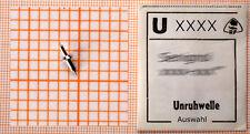 Una unruhwelle para au y t-reloj: selección de 1000 Flume-números: unruhwellen