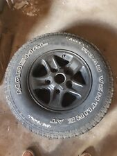 Land rover defender boost alloy wheels