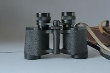 Carl Zeiss DDR Binoculars Jenoptem 8x30w with Leather Case Optically Mint! RARE