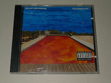 RED HOT CHILI PEPPERS CD CALIFORNICATION VERY GOOD 1999 9362-47386-2