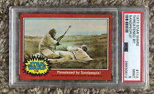 1977 (PSA) STAR WARS #112 Threatened By Sandpeople!!! (PSA) 9 MINT