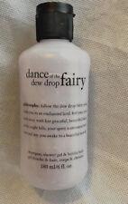 Philosophy DANCE OF THE DEW DROP FAIRY Shampoo, Shower Gel & Bath 6 oz---SEALED