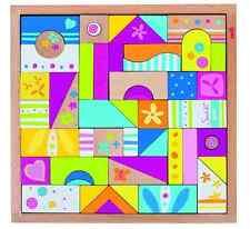 Mosaik Susibelle Goki Holz 58547  Holzpuzzle Legepuzzle Rahmenpuzzle