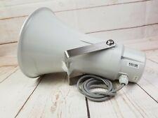 EAW PH30 30 Watt Paging Horn Indoor Outdoor Speaker Weather Resistant 70/100V