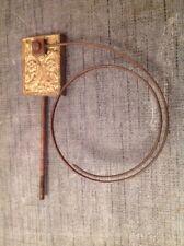 """Orologio carillon di GONG 7X6"""" Orologio Mensola Antico parte di ricambio"""