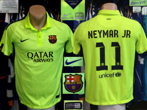 Fc Barcelona Barca Nike 2014/2015 Third #11 Neymar Camiseta Shirt Jersey La Liga
