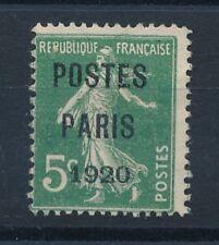 S2597 - TIMBRE DE FRANCE - Préoblitéré N° 24 Sans gomme