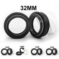 1 Pair New Bike Bicycle Front Fork Dust Seal Oil Seals For Fox/Rockshox/Magura