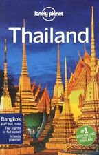 Lonely Planet Thailand (Travel Guide),Lonely Planet, China Wil ,.9781742205809