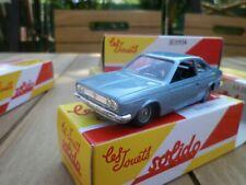 SOLIDO / HACHETTE 1/43eme LANCIA BETA COUPE de 1972 comme neuf, en boite