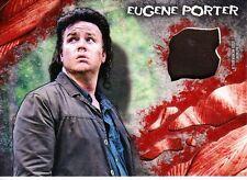 The Walking Dead Survival Box Costume Relic Josh McDermitt As Eugene Porter