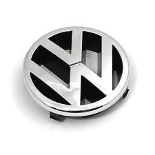Original VW-Emblem vorn Kühlergrill Zeichen Grill Karosserie Logo Chrom schwarz
