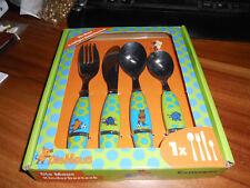 Sendung mit der Maus Die Maus Kinderbesteck 4 teilig Set Neu und OVP ab 3 Jahre
