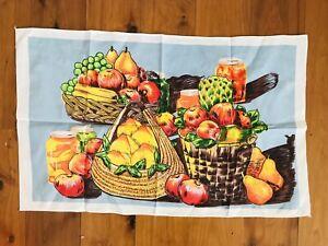 Tea towel 100% Pure Cotton More List FREE POST EUC