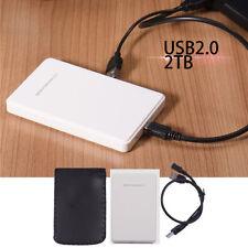 "USB 2.0 2.5"" HD Hard Drive Disk  Case Box PCCover IDE SATA External Enclosure"