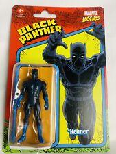 Marvel Legends Black Panther Retro 3.75 Hasbro Kenner Action Figure
