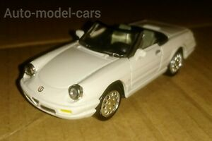 ALFA ROMEO ALFA SPIDER ITALIANSPORTS CAR IN 1/43 SCALE  IN EXCELLENT CONDITION