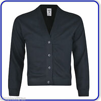 "New Good Quality Womens Girls School Sweatshirt Cardigans size 22""-34"" (1250)"