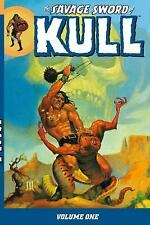 The Savage Sword of Kull Volume 1, Thomas, Roy