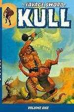 The Savage Sword of Kull Volume 1, Thomas, Roy