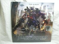 TRANSFORMERS Dark of the Moon Soundtrack LP RSD 2019 NEW SEALED