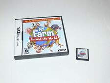 My Farm Around the World (Nintendo DS, 2009) DS tb