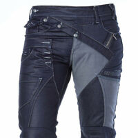 Cipo & Baxx PERFORMANCE Herren Jeans Denim CD301 Straight Cut Alle Gr. Neu
