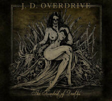 J.D. Overdrive : The Kindest of Deaths CD (2015) ***NEW***