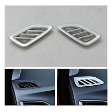 ABS Chrome Air Vent Outlet Cover Trim For Hyundai VERNA Solaris Accent 2018