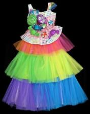 Chasing Fireflies WISHCRAFT Candy Princess Halloween Costume Tulle Gown 14 aa