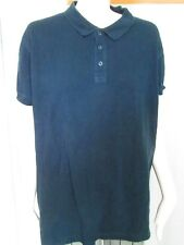 Easy - Navy, VINTAGE FIT , POLO SHIRT SIZE XL - 100% COTTON