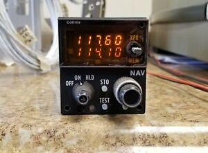 Rockwell Collins NAV Control CTL-32 622-6521-016