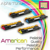 4PK High Yield TN227 BK/C/Y/M Toner For Brother MFC-L3710CW L3730CDN With Chip